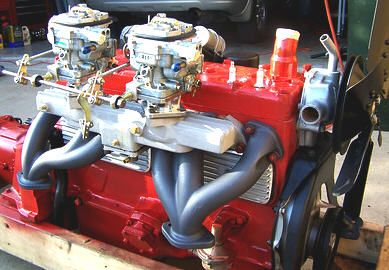 Plymouth/Dodge flathead 6 cylinder engines | Chrysler Flathead