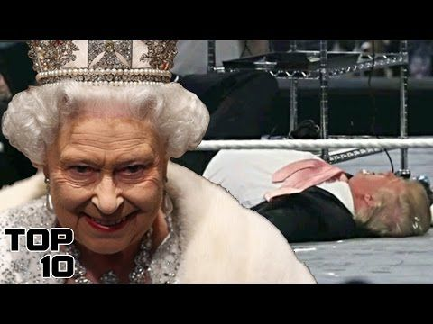 Top 10 Things That Will Happen When Queen Elizabeth Dies We All