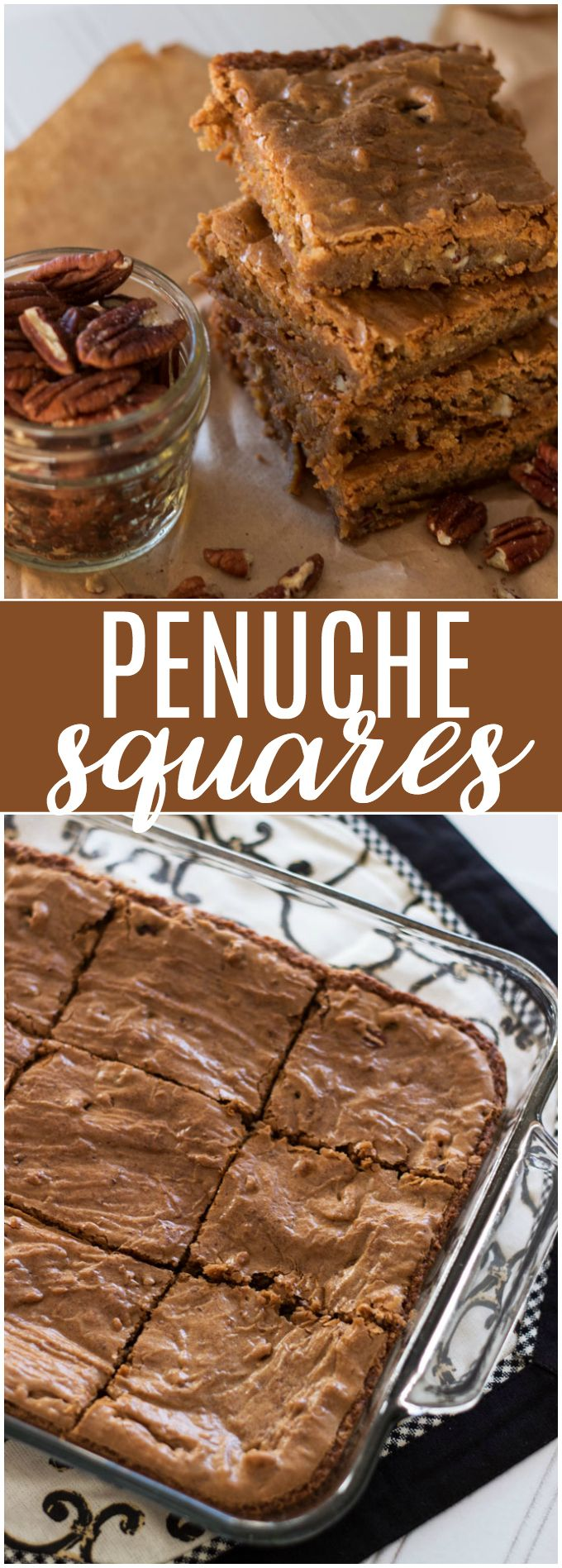 Penuche Squares Recipe Dessert Bar Recipe Favorite Dessert Recipes Sweet Treats Recipes