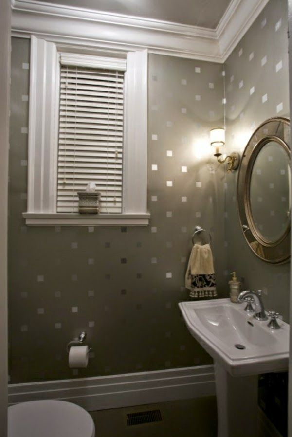 Wall Painting Ideas Small Silver Square Bathroom Wall Colors Best Bathroom Colors Bathroom Colors
