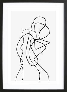 Framed Poster Art Ideas