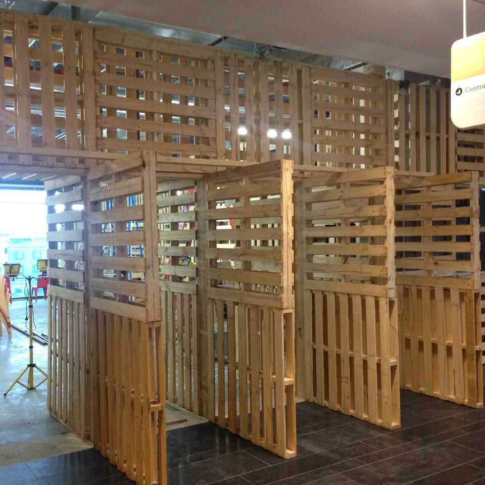 Clever With Pallets Bigger For Stalls In Barn With