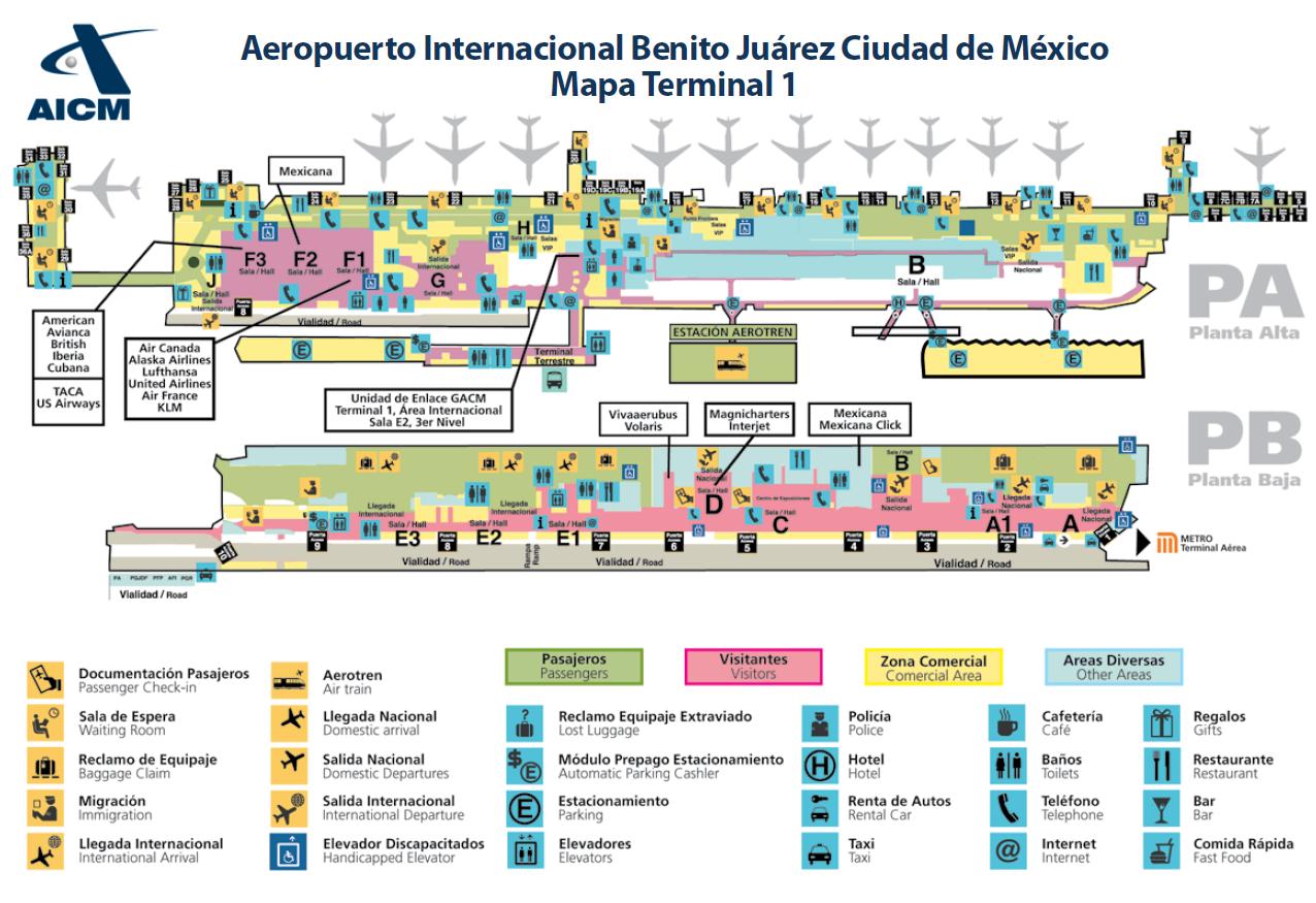 Mapa Aicm Terminal 1 1276x875