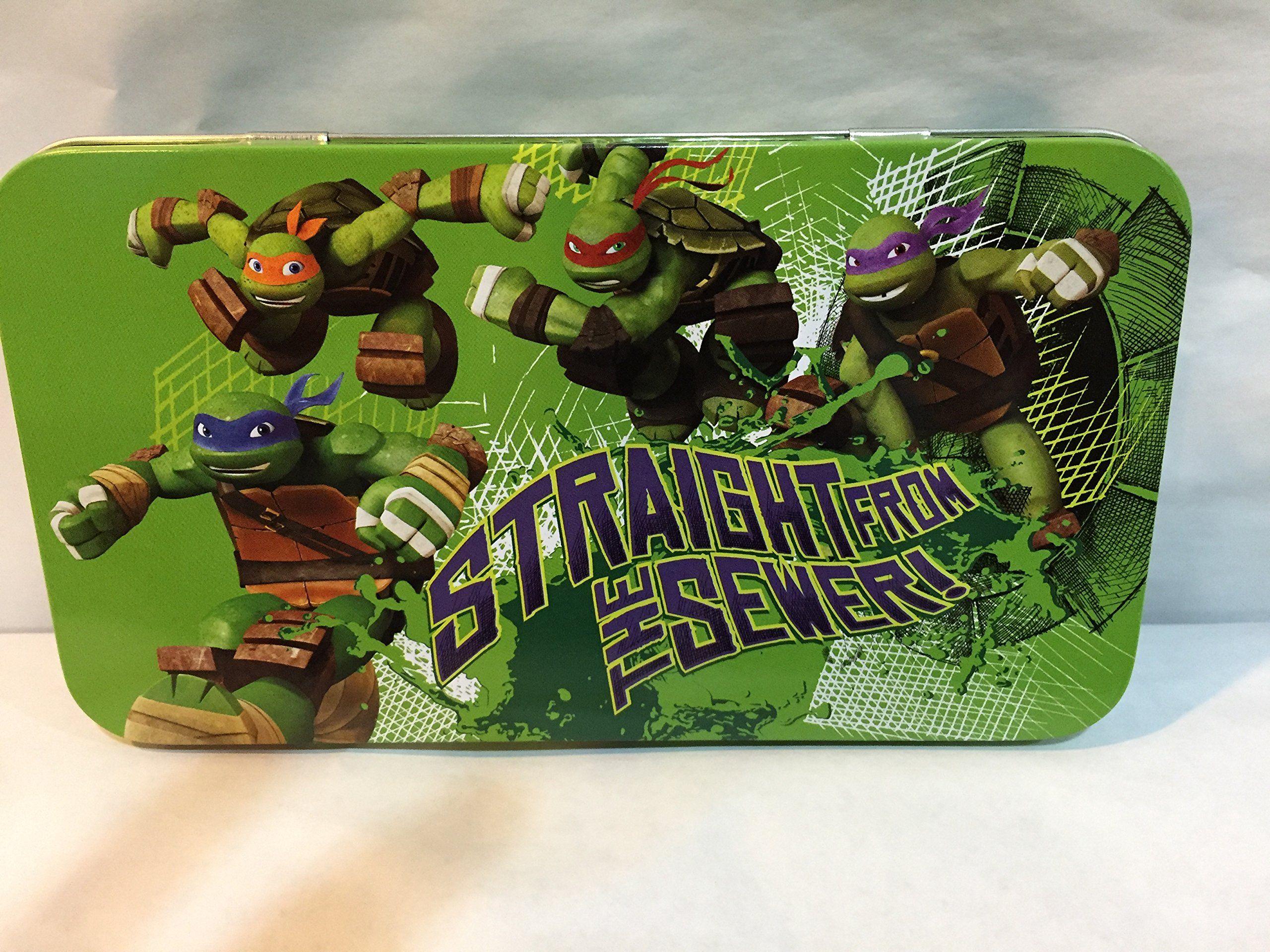 Teenage Mutant Ninja Turtle Storage Box