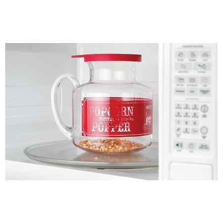 Sharper Image Microwave Popcorn Popper Target Family Gifts