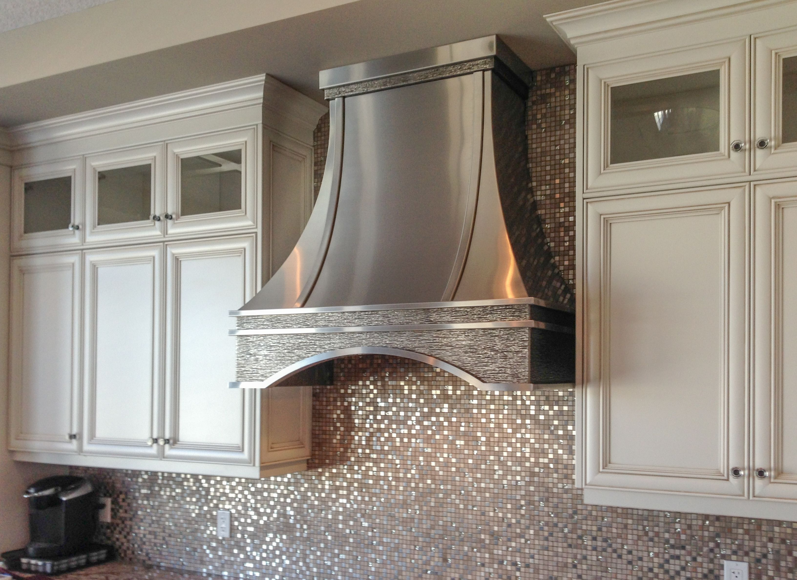 Hoods By Hammersmith Stainless Steel Range