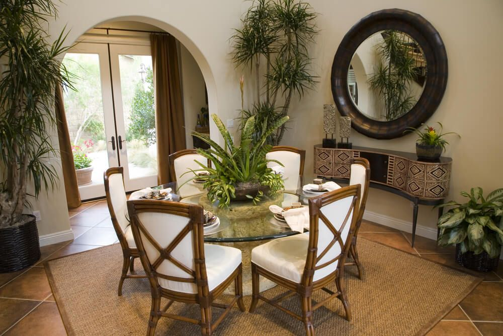 57 inspirational dining room ideas pictures - Casual Dining Room Ideas