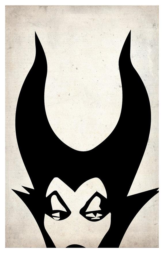 Disney Villains Poster Set Of 6 Malefique Ursula La Reine Cruella De Vil Malefique Disney Malefique Et Art Disney