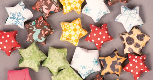 Traumhaft schön: Origami-Sterne! | arsKreativ