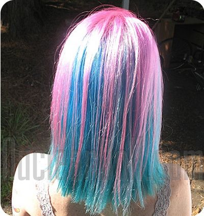 Cotton candy hair cotton candy hair in blue and pink turquiose cotton candy hair by hairextensions on deviantart pmusecretfo Images