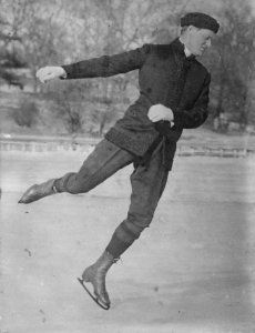 Tuesday. Ground nearly bare of snow. Pleasant day with a strong south wind. Skated, though the ice was soft in spots. http://www.outriderbooks.com/oop/Thoreau218.html