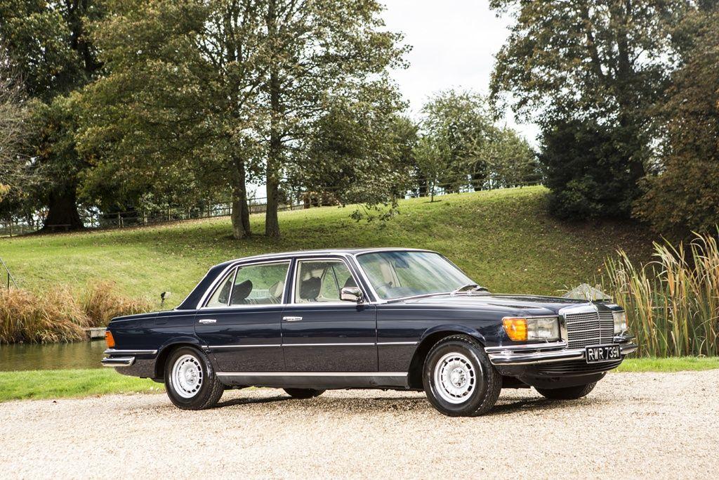 1975 Mercedes Benz 450 Sel 6 9