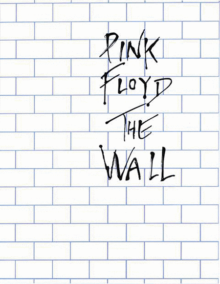 Pink Floyd The Wall Piano Vocal Guitar Sheet Music Pink Floyd Floyd Guitar Sheet Music