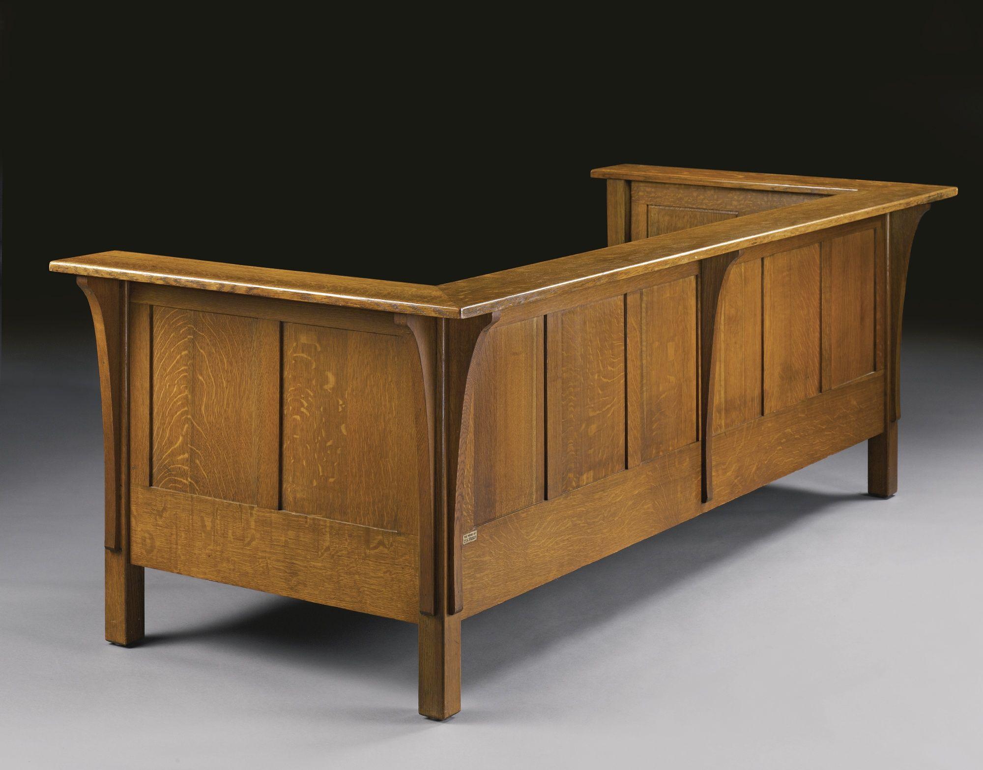 htm sale mission index desk stickley fall oak for front furniture