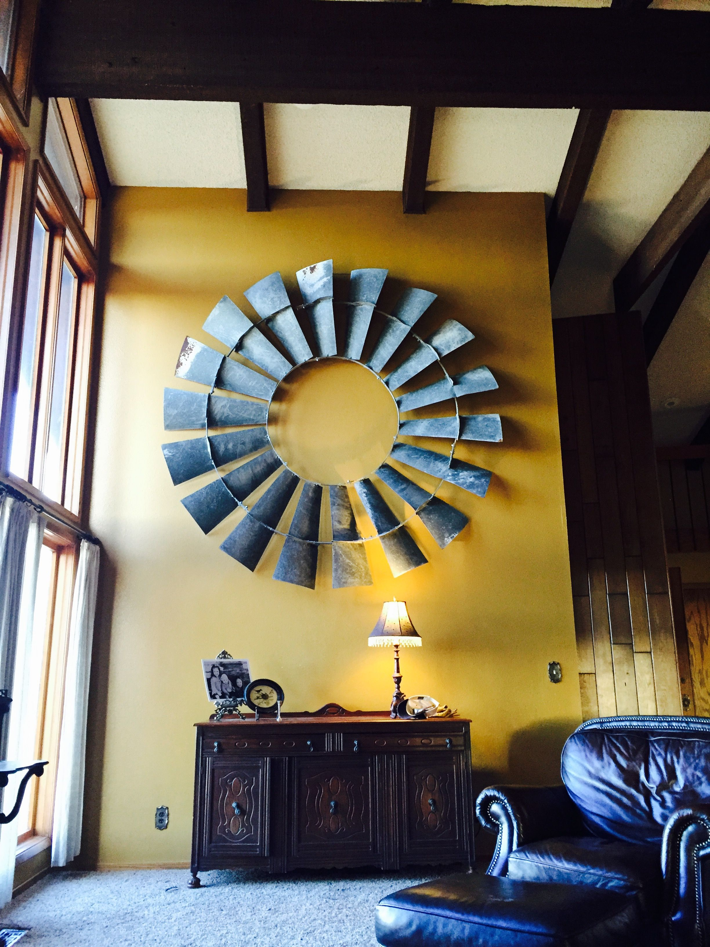 Windmill windmill decor old windmill | Western decor | Pinterest ...