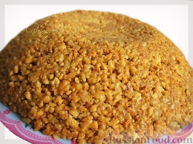 рецепт муравейник торта с фото