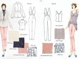 Fashion Sketchbook Fashion Design Drawings Fashion Student Portfolio Artist Unknown Fashion Design Portfolio Fashion Portfolio Fashion Inspiration Design