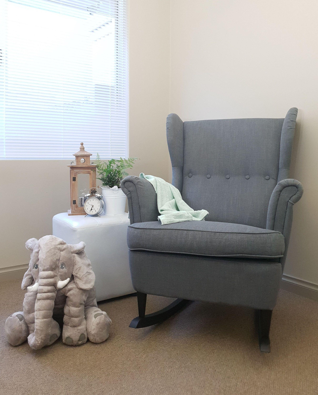 IKEA Wing Chair Rocking Conversion Kit by WoodThingsAU on