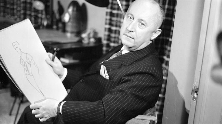 Christian Dior - Fashion Designer - Biography