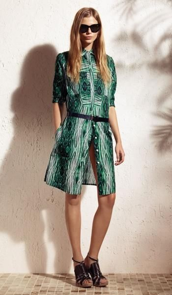 Derek Lam teams up with Kohls for a Rio de Janeiro inspired collection
