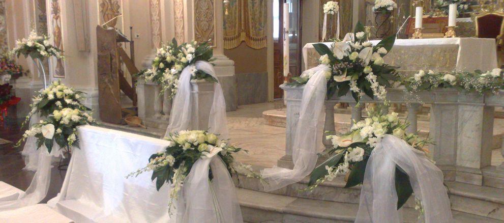Matrimonio Natale Palermo : Addobbi floreali matrimonio in chiesa palermo cerca con