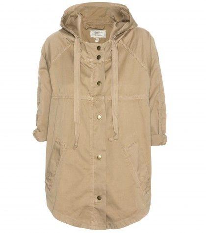 Current/Elliott Cadet Poncho Jacket