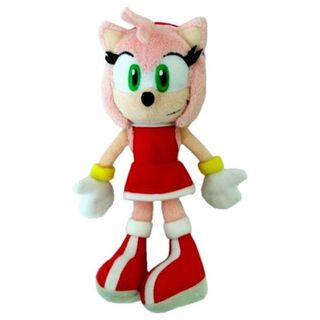 Amy Rose Plush Sonic The Hedgehog Amy Rose Plush S Plush Doll Plushies Sonic Plush Toys