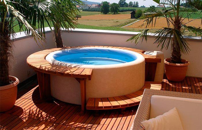 Softub Moveable Hot Tub Hot Tub Outdoor Small Hot Tub Portable Hot Tub