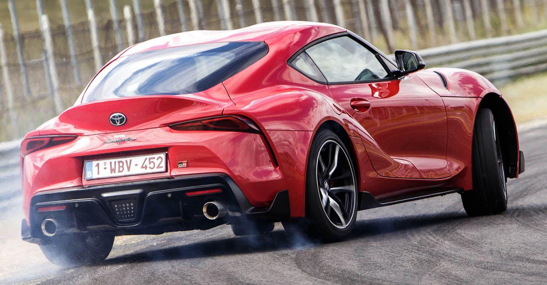 تويوتا سوبرا 2020 تكسر رقم بي أم دبليو أم2 كومبيتشين على حلبة نوربورغرينغ موقع ويلز Car Bmw New Cars