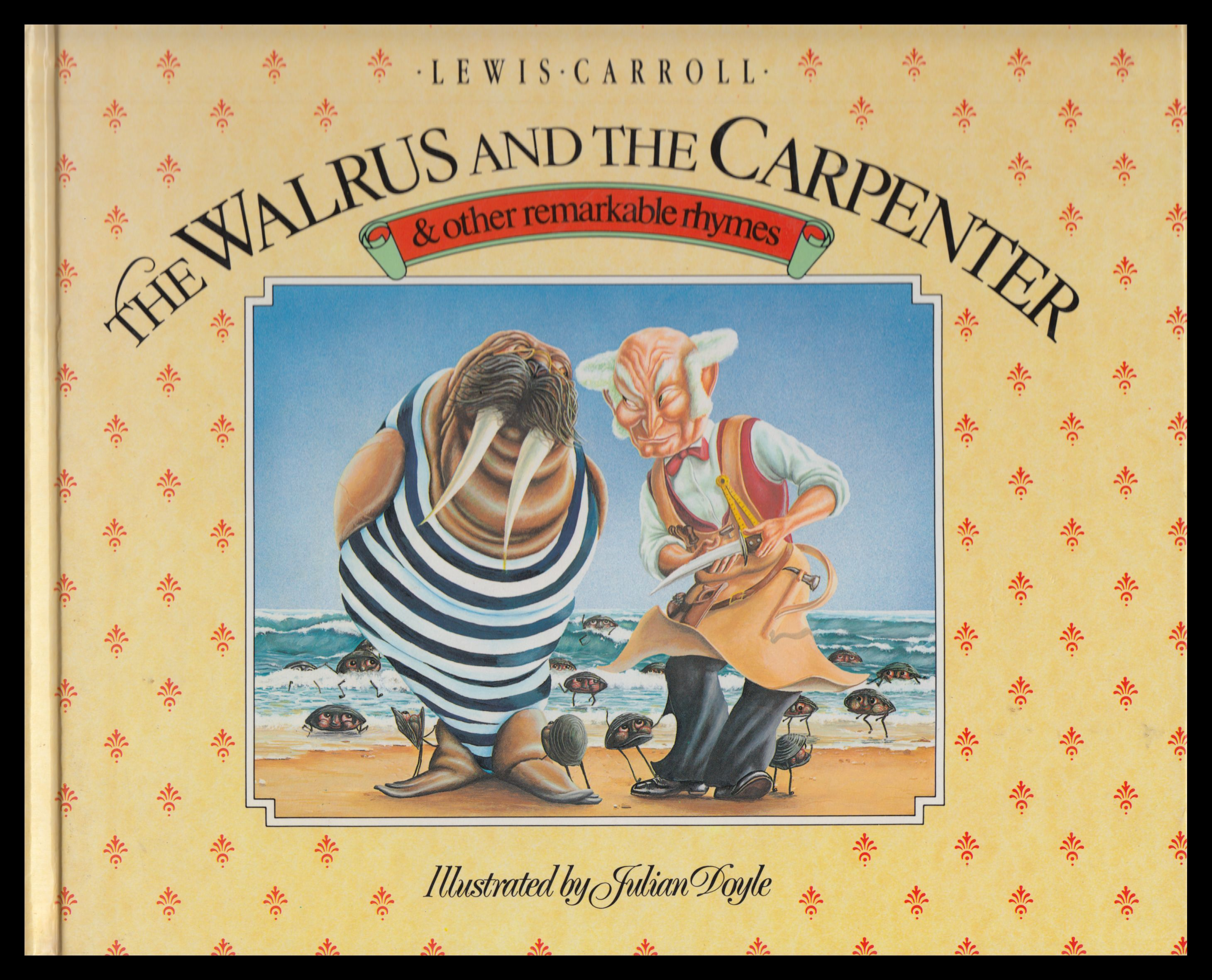 julian doyle the walrus and the carpenter u0026 other remarkable