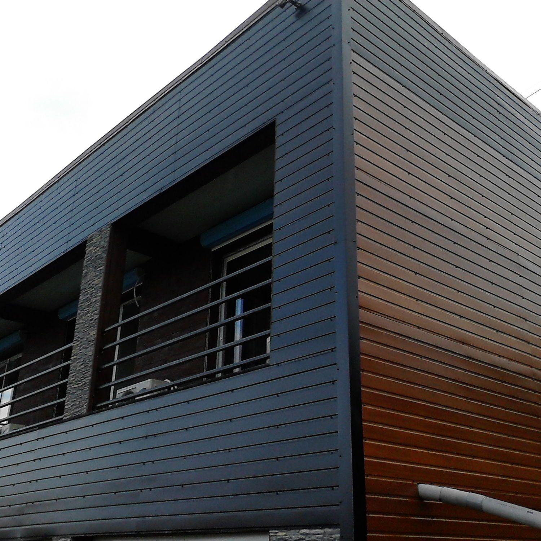 Profiled Sheet Metal Steel For Facade Claddings Roof Soditrade Facade Cladding Building Design Sheet Metal