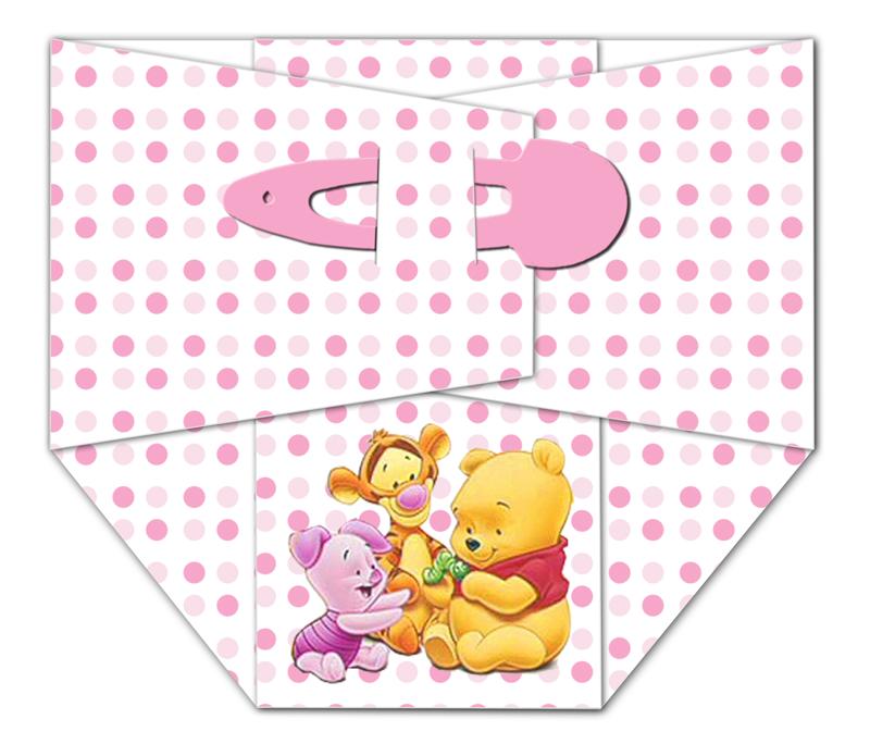 Winnie The Pooh Bear Baby Shower Invitations | Pooh shower ...