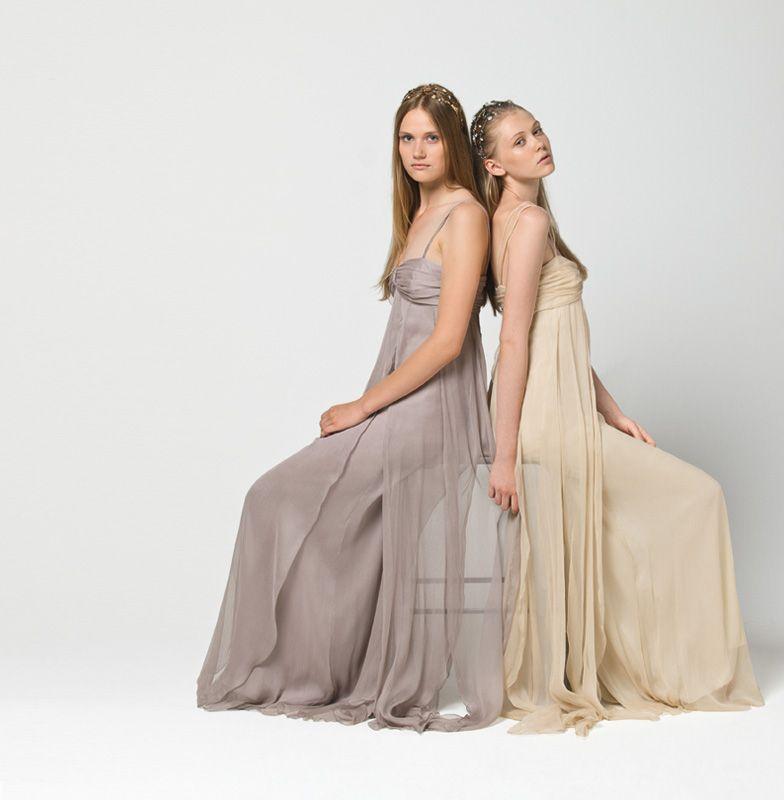 Max Mara Bridal: abito Ibanez, tiara Isolano | Weddings stuff ...