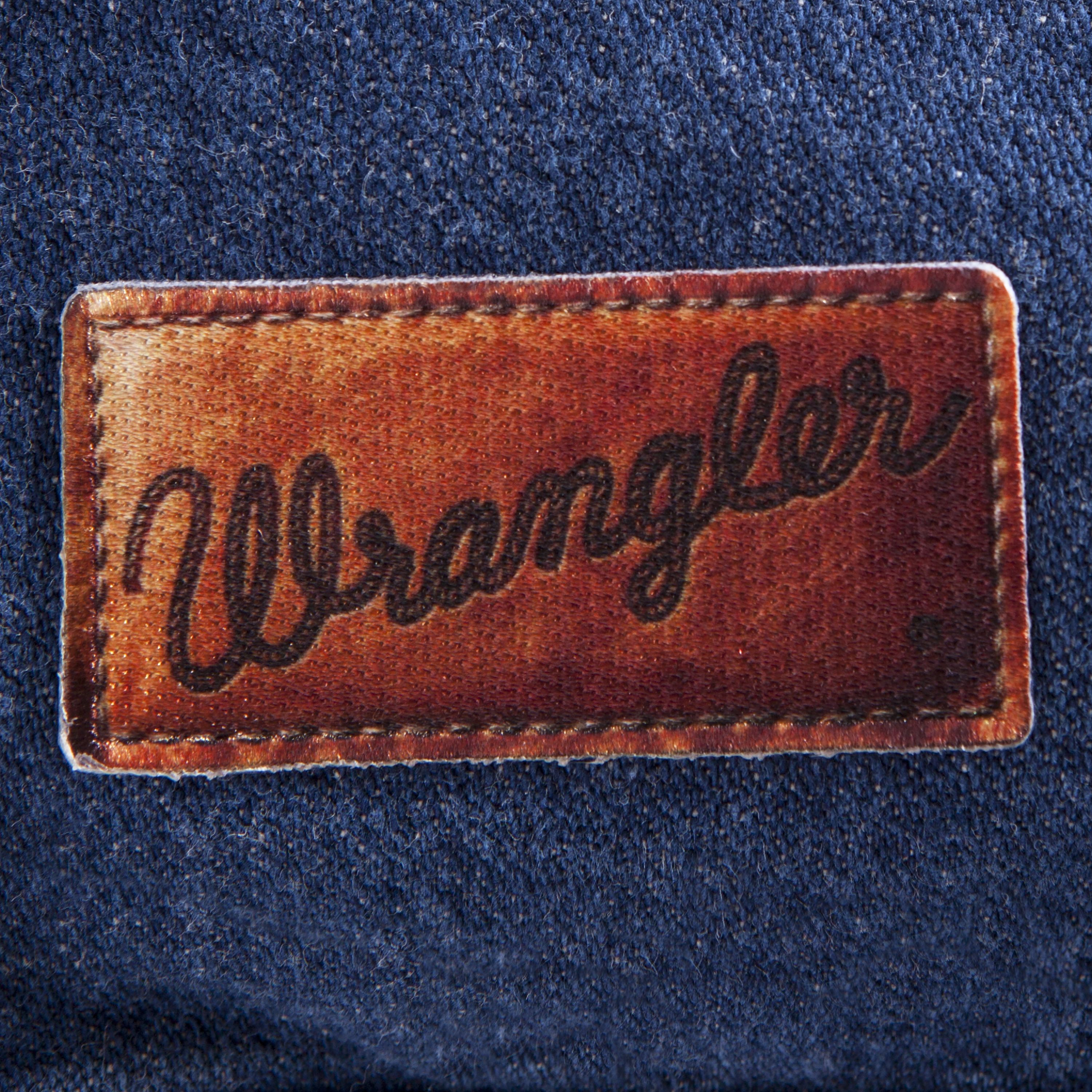963eb2dc Wrangler Back Pocket Patch | Wrangler Pins and Patches in 2019 ...