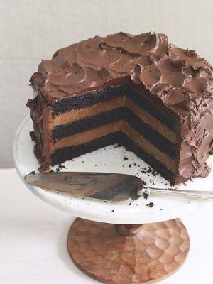 Best Rated Gluten Free Chocolate Cake Recipe