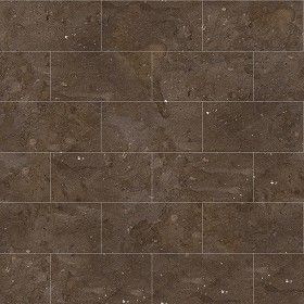 Textures texture seamless ebony brown marble tile for Bedroom tiles texture