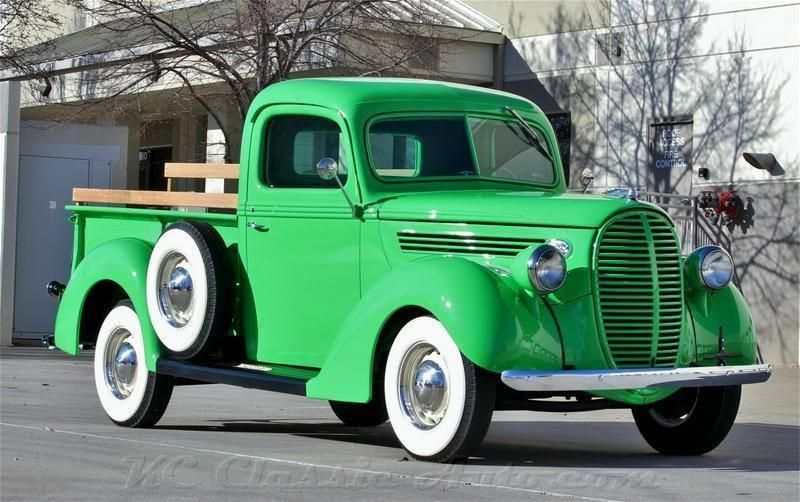Ebay 1938 Ford Other Pickups 1938 Ford Pickup Flat Head V8 Frame