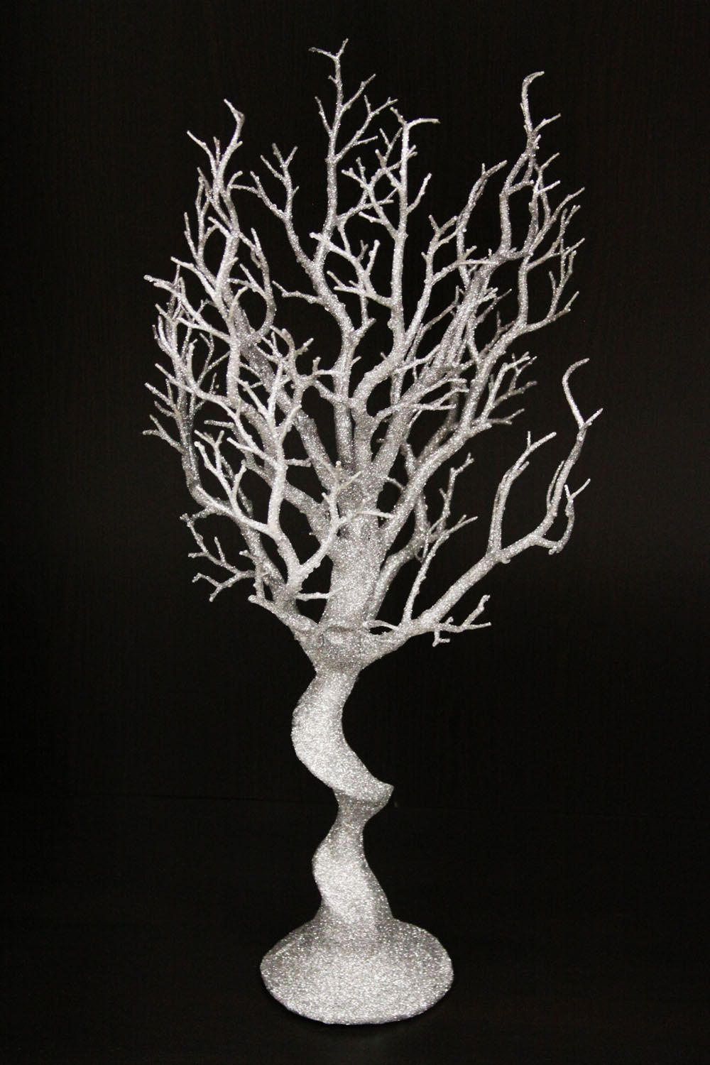 Check Out Our Stunning Selection Of Glitter Manzanita Trees Fantastic For Centerpieces Party Decor
