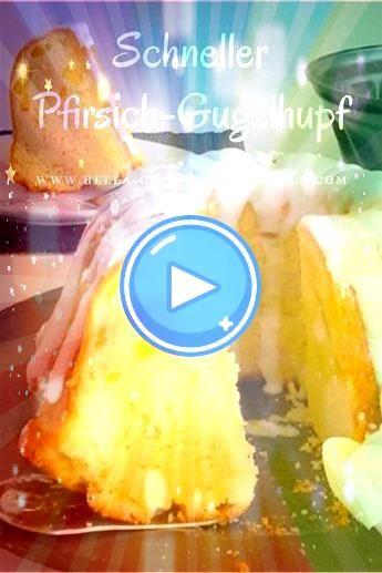 saftige Gugelhupf ist in einer knappen Stunde fix und fertig Unbedingt a Dieser saftige Gugelhupf ist in einer knappen Stunde fix und fertig Unbedingt a Cake Recipes  Die...