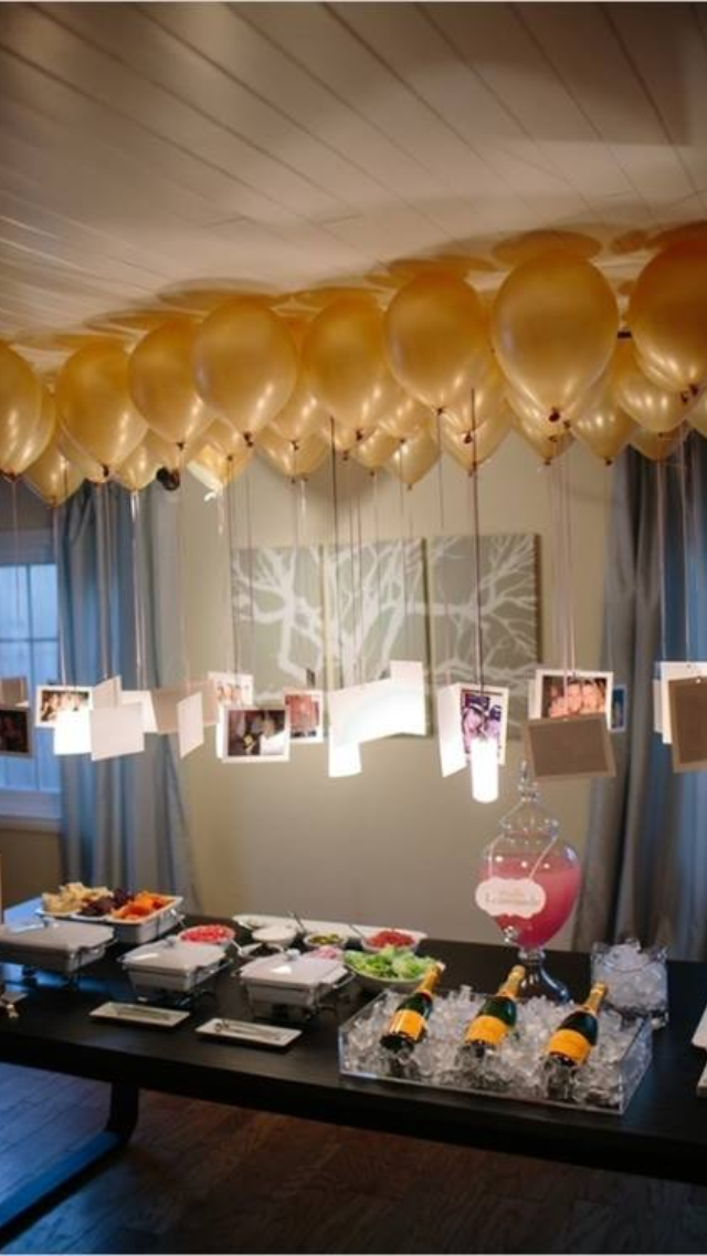 Balloon Pictures 50th Birthday Ideas For Mom Party Adults Surprise