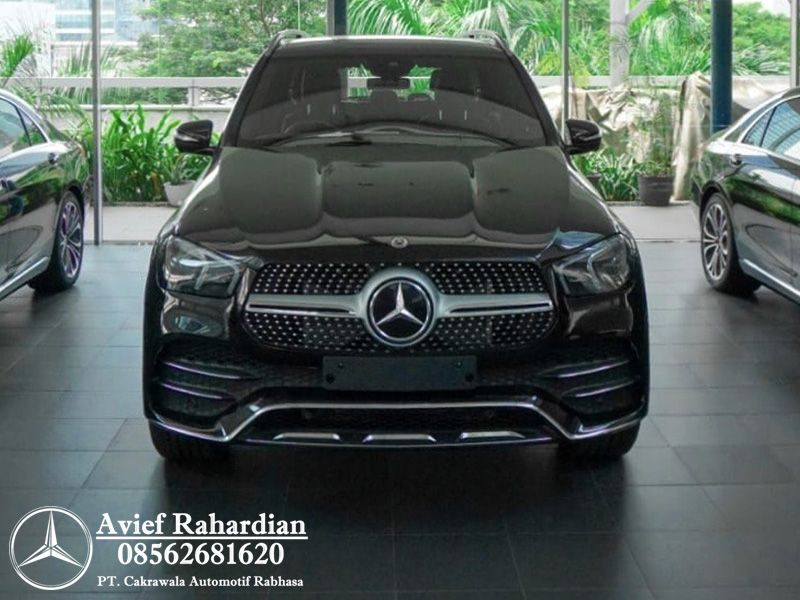Jual New Mercedes Benz Gle 450 Amg Line Tahun 2020 Avtomobili