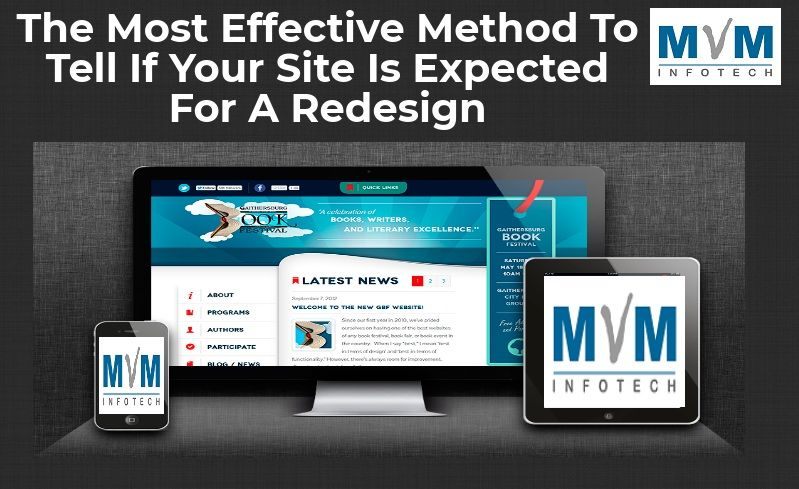 The Most Effective Method To Tell If Your Site Is Expected For A Redesign Web Design Company Website Design Company Web Design