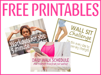 lose weight walking a 6 week interval walk program with free