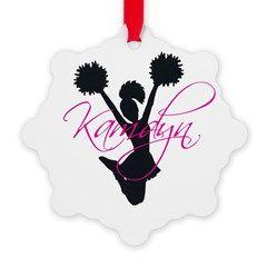 Snowflake Ornament> Cheerleading> ZimZim