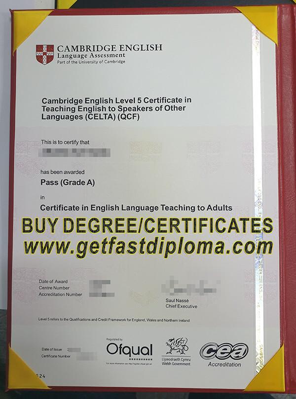 How To Buy Fake Celta Certificate Buy Cambridge English Language