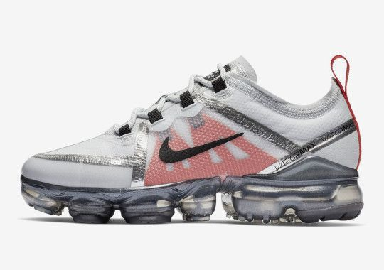 "premium selection 4f2cd e24fd The Nike Vapormax 2019 Is Releasing In A ""Silver Bullet"" Colorway"