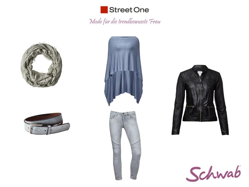 Voll im Trend - angesagte Mode von Street One für die Frau. #StreetOne