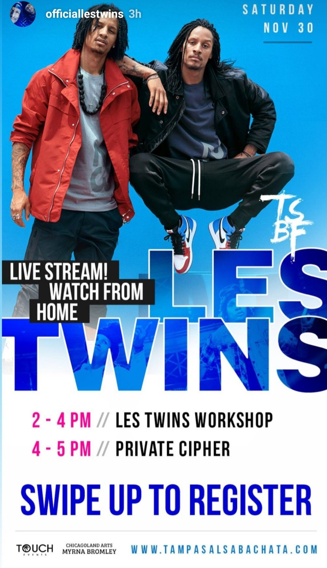 Pin By Karen Stout On For Les Twins Les Twins Twins Chicagoland