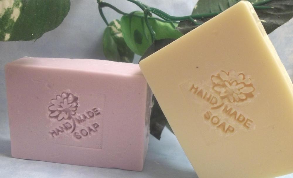 blackberry and lemon soap