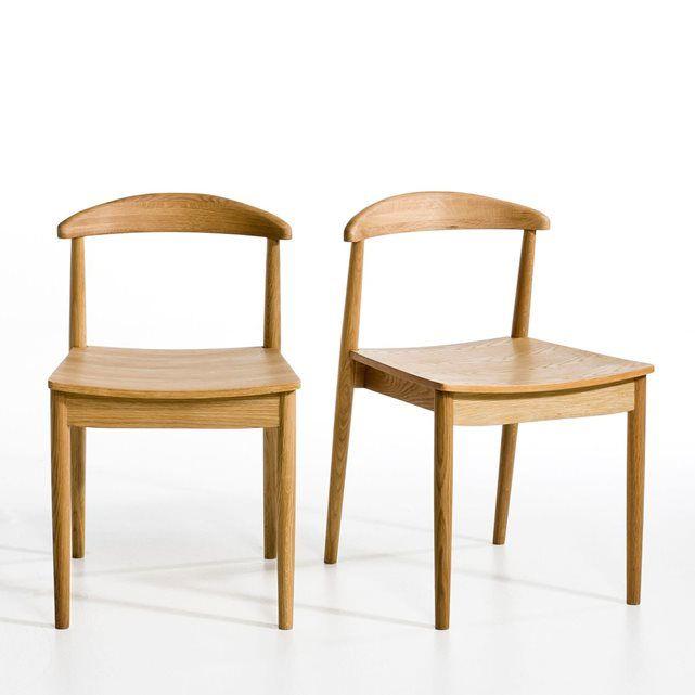 Chaise Galb lot de 2